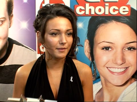 Arrivals and winners interviewed Michelle Keegan interview SOT On winning best soap newcomer/ genuinely shocked Want to phone mum and dad Jokes about...
