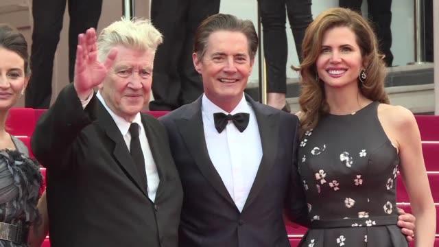 Quince años despues de su ultima aparicion en Cannes David Lynch ganador de la Palma de Oro en 1990 se llevo la atención de la mayoría de los...