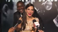 Quinton Aaron and Sandra Bullock at the 2010 Vanity Fair Oscar Party Hosted By Graydon Carter at West Hollywood CA