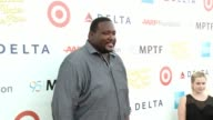 Quinton Aaron at the George Clooney Hosts MPTF's 95th Anniversary Celebration on October 1 2016 in Woodland Hills California