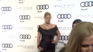 Rachel Hunter at the Audi And Martin Katz Celebrate The 2012 Golden Globe Awards in West Hollywood CA