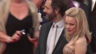 Rachel McAdams and Michael Sheen at the Sleeping Beauty Premiere 64th Annual Cannes Film Festival at Cannes