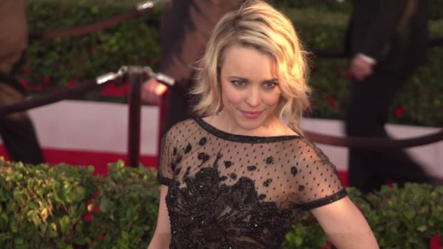 Rachel McAdams at 22nd Annual Screen Actors Guild Awards Arrivals in Los Angeles CA