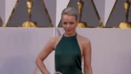 Rachel McAdams at the 88th Annual Academy Awards Arrivals at Hollywood Highland Center on February 28 2016 in Hollywood California 4K