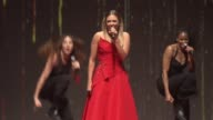 PERFORMANCE Rachel Platten at The American Heart Association's Go Red For Women Red Dress Collection 2017 Presented By Macy's at Hammerstein Ballroom...