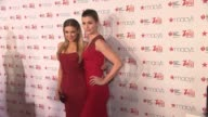 Rachel Platten Bridget Moynahan at The American Heart Association's Go Red For Women Red Dress Collection 2017 Presented By Macy's at Hammerstein...