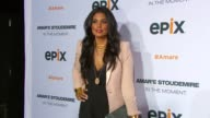 Rachel Roy at EPIX Premiere Of Amare Stoudemire IN THE MOMENT at Marquee on April 18 2013 in New York New York