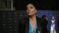 INTERVIEW Rachel Roy on LCMA at 2015 LACMA ArtFilm Gala Honoring Alejandro G Inarritu And James Turrell Presented By Gucci at LACMA on November 07...