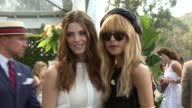 Rachel Zoe and Ashley Greene at the Third Annual Veuve Clicquot Polo Classic Los Angeles at Will Rogers State Historic Park on 10/6/12 in Los Angeles...
