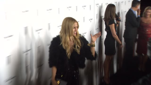 Rachel Zoe at W Magazine In Collaboration With Dom Perignon Hosts Celebration For Its Best Performances Issue And The Golden Globes at Chateau...