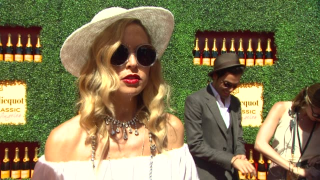 Rachel Zoe on what brings her to the Veuve Clicquot Polo Classic how she got dressed for the event when we can expect to see her next collection what...