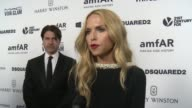 INTERVIEW Rachel Zoe on why it was important for her to support amfAR at amfAR's Inspiration Gala Los Angeles 2015 in Los Angeles CA