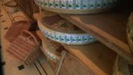 CU TU Rack with cheese / Beaune, Burgundy, France