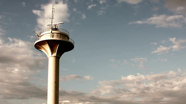 Radar Control Tower