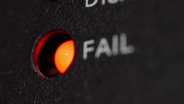 TRUNK Radio status fail