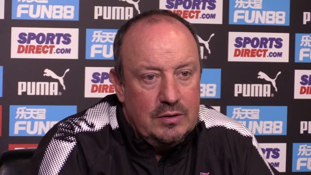 Rafa Benitez previews Burnley v Newcastle in the Premier League on October 30