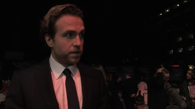 Rafe Spall talks of his thrill at getting a part in the film his love of Roland Emmerich's work and his admiration for fellow cast members INTERVIEW...