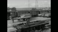 1965 UK rail yard