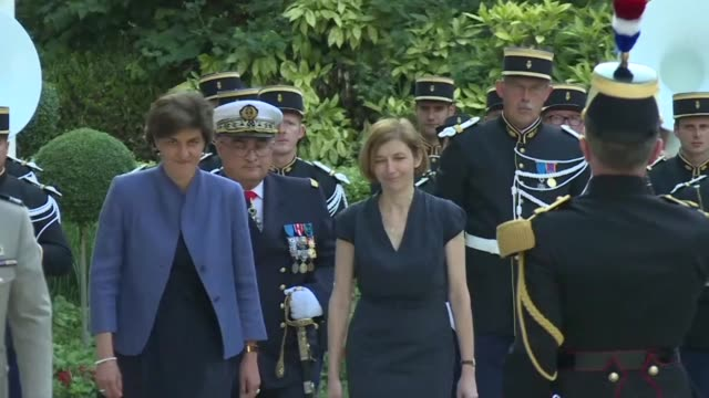 Railway executive Florence Parly takes over as France's new defence minister after her predecessor and two other allies of President Emmanuel...