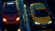 Rain fall,Slow motion