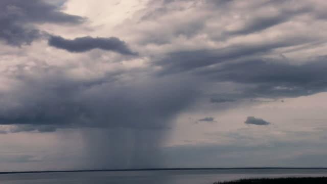 HD: Rain Storm Time Lapse 24p