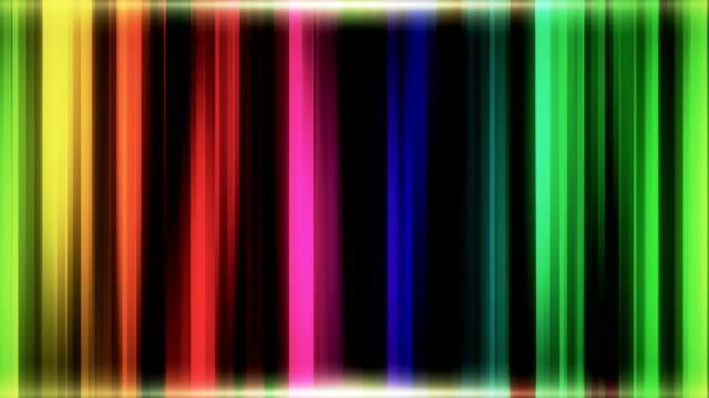 Rainbow backdrop loop