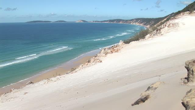 Arcobaleno Beach, nel Queensland in Australia