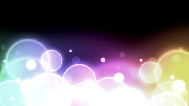 Rainbow Partikel HD
