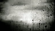 Raindrops on window (loopable)