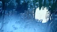 Raindrops Spritzendes Wasser
