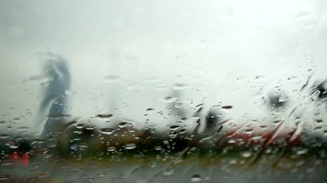 Verregneter Tag in istanbul