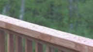 Rainy deck 8 - HD 30F