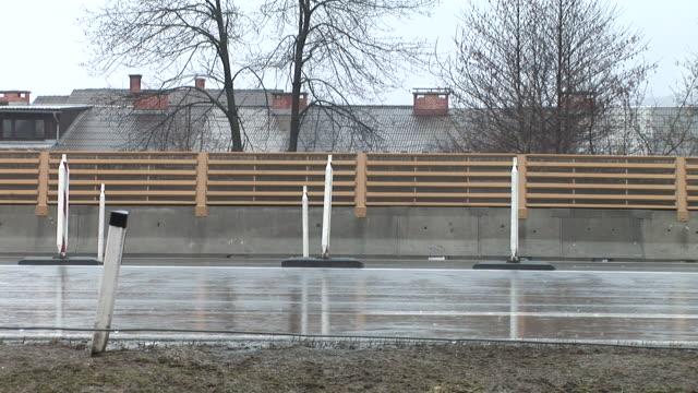 HD: A Rainy Highway