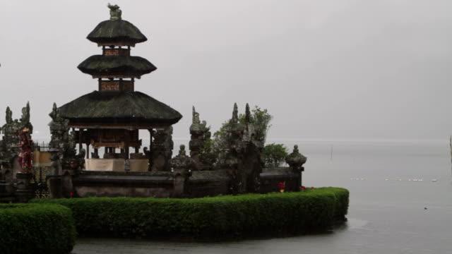 Rainy Temple