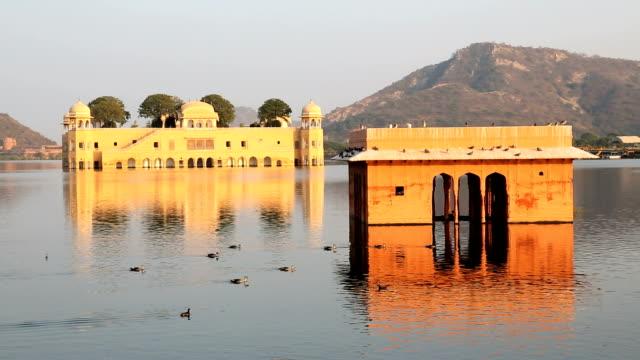 Rajasthan Jaipur India Jal Mahal Water Palace lake