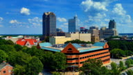 Raleigh, NC day time lapse