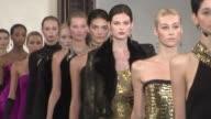 Ralph Lauren Runway Fall 2012 MercedesBenz Fashion Week on in New York