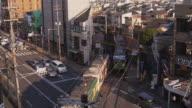 Randen Tram Lines And Sai Station Of Keifuku Electric Railroad Co., Ltd.
