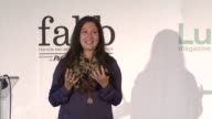 Randi Zuckerberg at Lucky Magazine Hosts First Ever West Coast FABB Fashion And Beauty Blog Conference Presented By PG Beauty Grooming on 4/30/12 in...