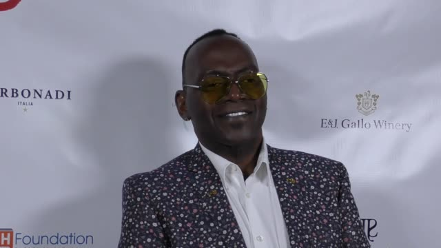Randy Jackson at The 2017 Open Hearts Gala at SLS Hotel on October 21 2017 in Beverly Hills California