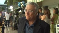 Randy Newman on the tips they gave at the luncheon about speeches at the Oscars how he relates to Christina Aguilera since he says even he gets...