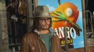 'Rango' Premiere Hollywood CA United States 2/15/11