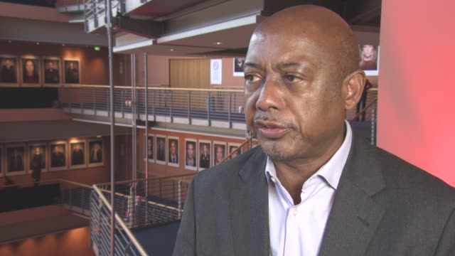 INTERVIEW Raoul Peck on his thoughts on politics today how people can challenge extreme thinking at Berlin Film Festival 'I Am Not Your Negro'...