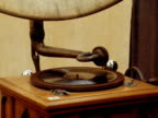A rare collection of gramophones sold at Christies