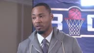 INTERVIEW – Rashard Lewis on what the BIG3 League is On this being not only a competition but the experience for fans On what he's most excited about...