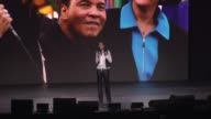 SPEECH Rasheda Ali on her father Muhammad Ali's belief in inclusion at WE Day UN at Madison Square Garden on September 20 2017 in New York City