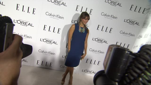 Rashida Jones at 19th Annual ELLE Women In Hollywood Celebration on in Beverly Hills CA
