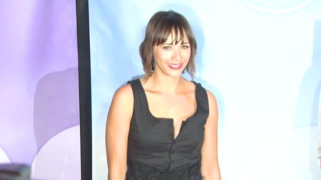 Rashida Jones at the NBC Universal's Press Tour Cocktail Party at Pasadena CA