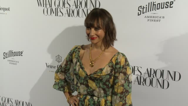 Rashida Jones at What Goes Around Comes Around Beverly Hills Grand Opening in Los Angeles CA