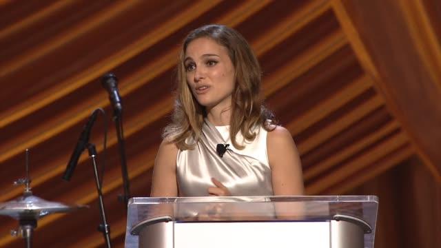 SPEECH Rashida Jones Natalie Portman at Children's Hospital Los Angeles Gala Noche de Ninos in Los Angeles CA